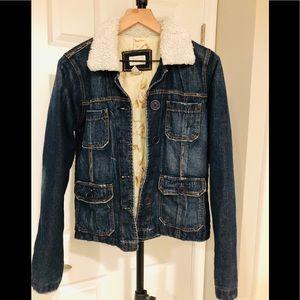 Abercrombie & Fitch Vintage Denim Jacket